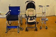 Baby carriage and Wheelchair rental